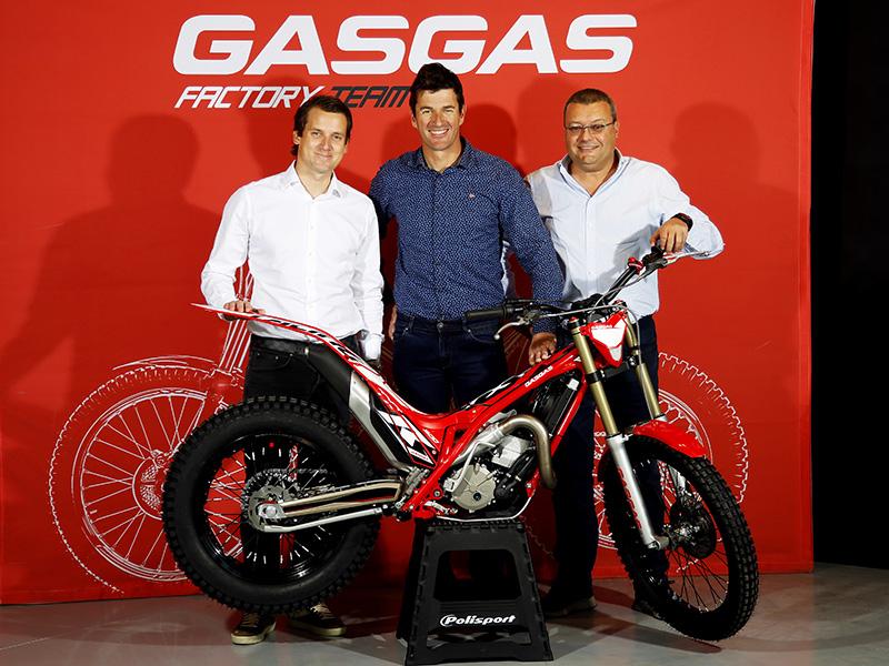 La gama de trial GasGas TXT 2020, ya disponible en la nueva red de concesionarios