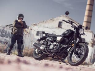Yamaha SCR 950: Diferente al resto