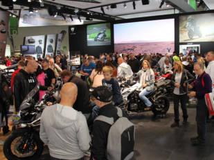 El salón de la moto Intermot 2020, suspendido
