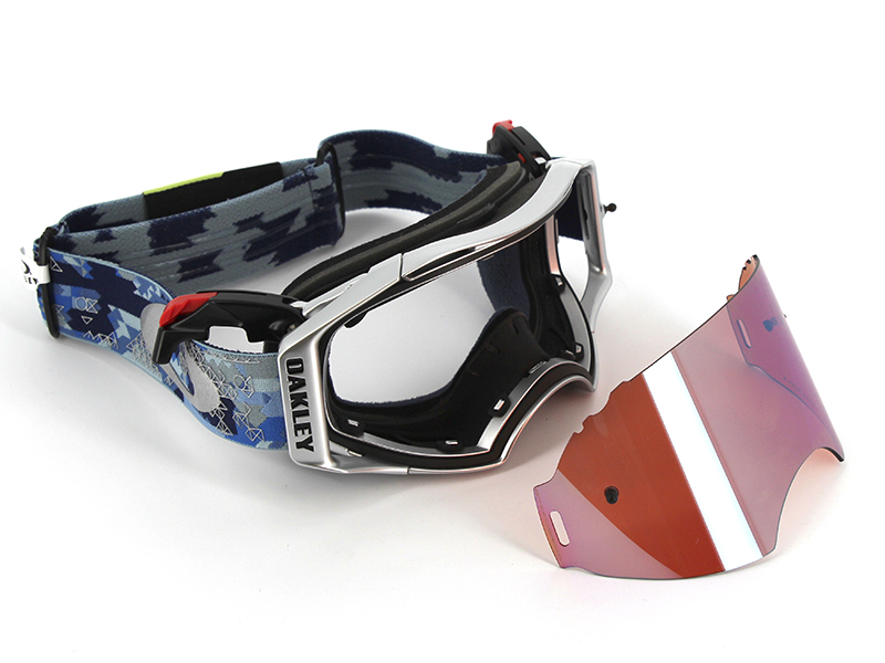 Bihr distribuye la nueva colección de gafas Airbrake de Oakley