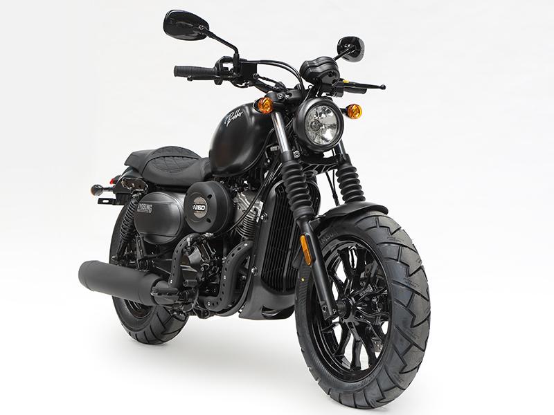 Ya disponible la Nueva Hyosung Aquila Bobber GV300S