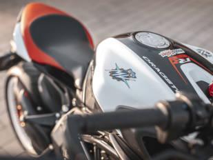 Motos Bordoy deja de ser representante de MV Agusta en España