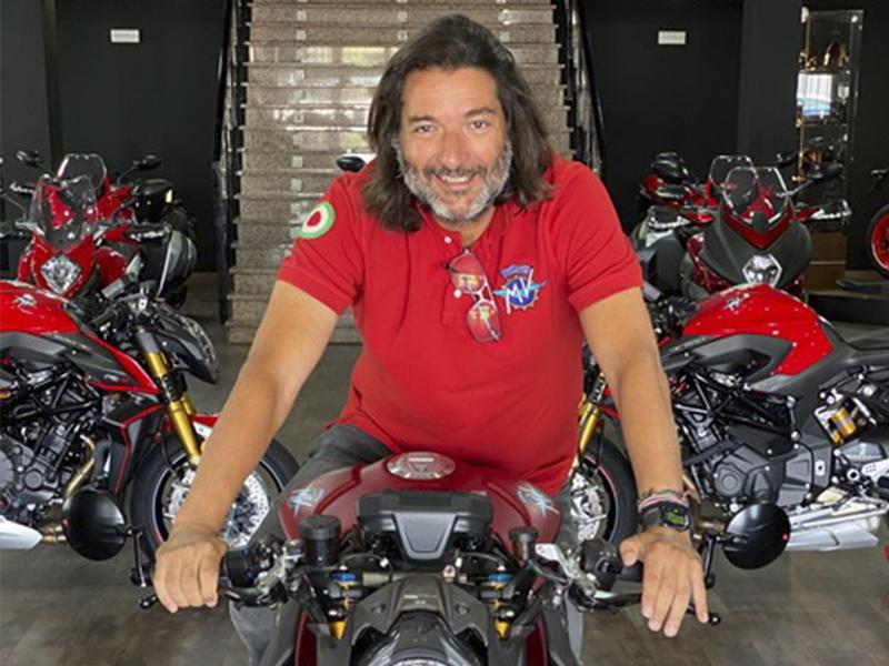 Xavier Pros, nombrado Country Manager de MV Agusta para España, Portugal y América Latina