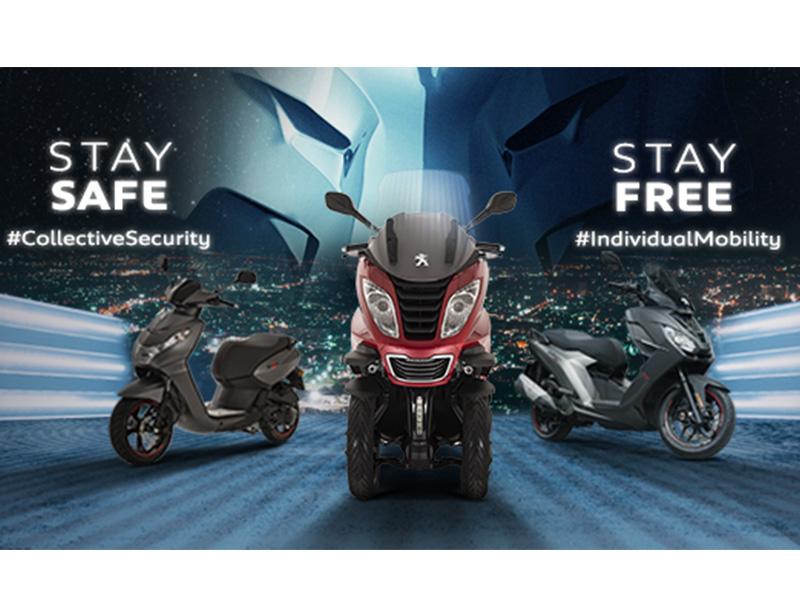 Peugeot Motocycles regala una revisión a sus clientes