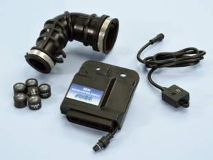 Polini presenta una centralita electrónica para los motores Piaggio 50 4T Euro 4