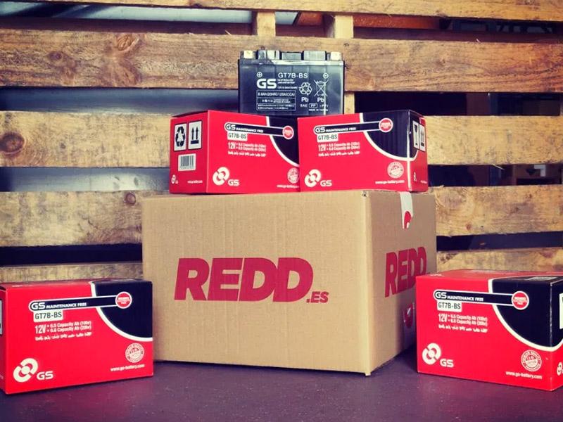 REDD Parts es el referente en baterías
