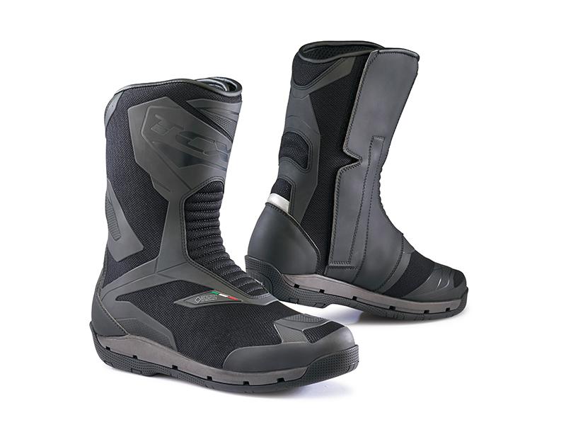 TCX Boots muestra su tecnología Clima Gore-Tex Surround