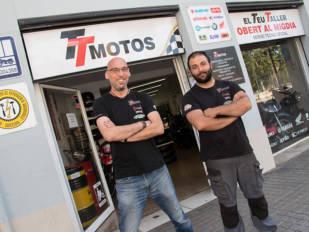 TT Motos (Barcelona): Un ejercicio de transparencia