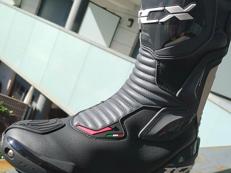 WBZ nos recomienda la última evolución de las botas SP-Master Lady de TCX Boots