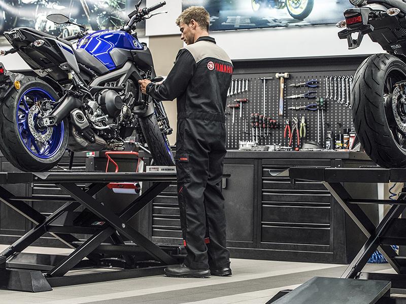 Yamaha, ahora solo en concesionarios y puntos de venta oficiales