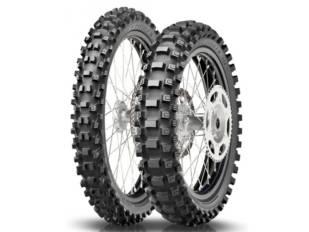 KTM y Husqvarna eligen el neumático Dunlop Geomax MX-33 para sus gamas de motocross 2021