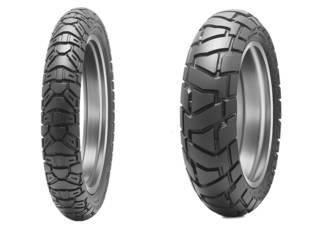 Elevado rendimiento fuera del asfalto con los nuevos Dunlop Trailmax Mission