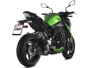 Nuevos escapes Mivv para la Kawasaki Z900