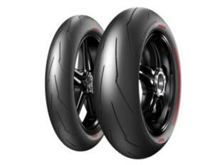 Pirelli desarrolla una versión especial del neumático Diablo Supercorsa SP para la Ducati Superleggera V4