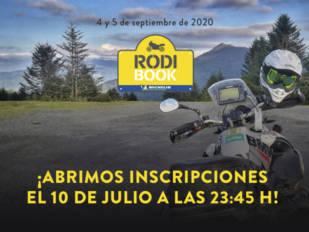 La Rodibook 2020 abre las inscripciones el 10 de julio
