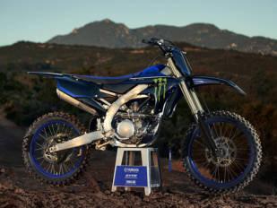 Yamaha presenta la gama de competición off road para 2021