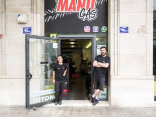 Visitamos el taller Manu Gas