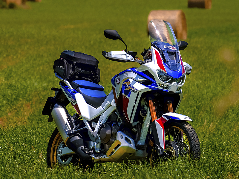 Honda Africa Twin AS 2020: En la cúspide del trail