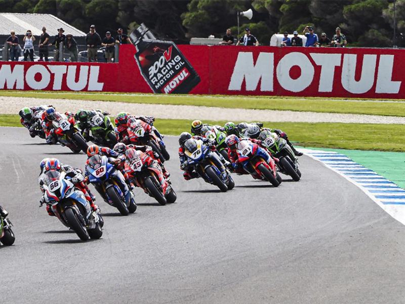 Motul será el patrocinador principal de la prueba de Portugal del Mundial de Superbikes