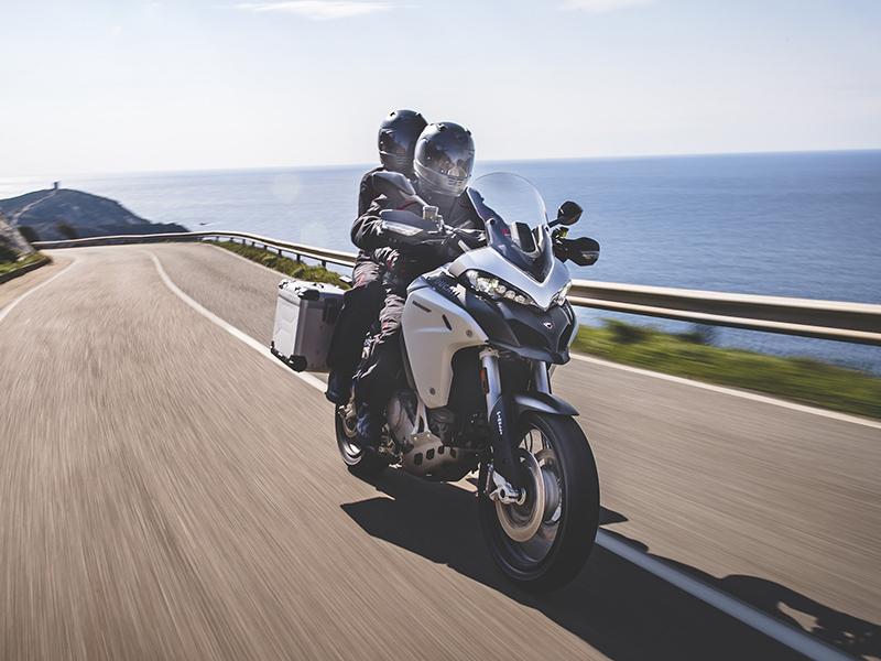 MotoConsejo Texa: Aprendizaje de las marchas en una Ducati Multistrada 1200
