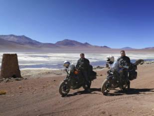 Harley-Davidson, protagonista de la nueva serie sobre aventuras en moto que estrenará próximamente Apple TV+