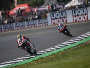 Liqui Moly será el patrocinador principal del Gran Premio de Teruel de MotoGP