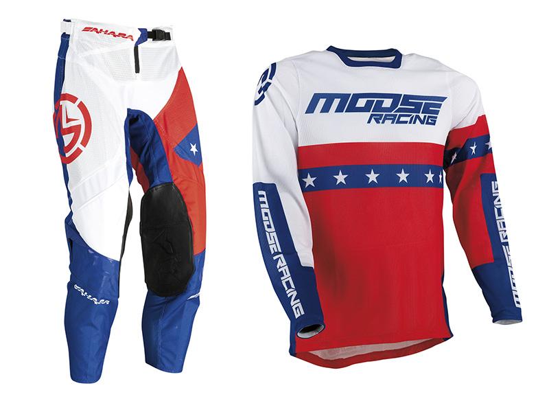 Equipamiento para todos los gustos con la nueva colección Moose Racing