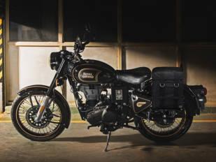 Royal Enfield homenajea a su icónico motor de 500 cc lanzando la edición limitada Classic 500 Tribute Black