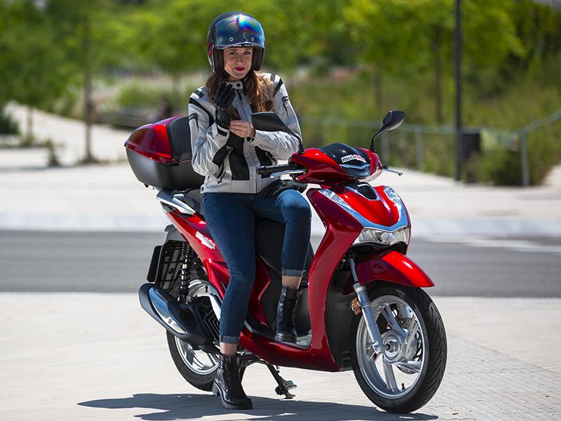 motoInforme recambios y accesorios para la Honda SH 125: Siempre perfecta
