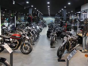 Las matriculaciones de motocicletas crecen un 16,4% en julio