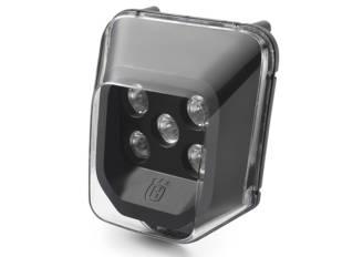 Un accesorio a tener muy en cuenta, el faro LED de Husqvarna