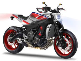 ¿Cómo sería la mítica Yamaha RD 350 en 2020? Puig la reinterpreta