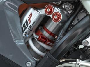 Máximo control con el nuevo amortiguador Xplor Pro 8946 de WP Suspension