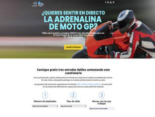 Elige Calidad, Elige Confianza sortea tres entradas dobles para al Gran Premio de Motociclismo de la Comunitat Valenciana
