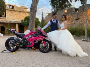Nuestra querida María Calero se ha casado