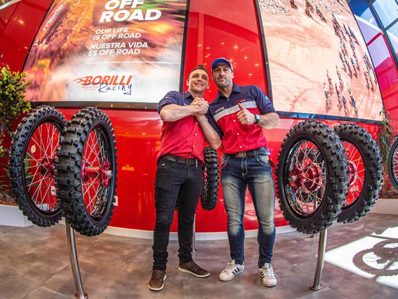 Borilli Racing será patrocinador del Campeonato del Mundo de Enduro 2020