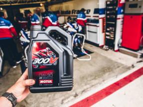 Motul lanza su nuevo lubricante de competición para la Honda CBR 1000 RR-R