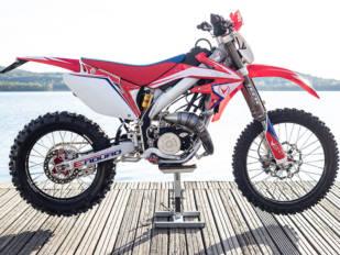 La marca italiana VENT apuesta por modelos de 50cc y 125cc