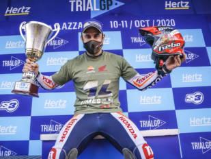 Los pilotos de Galfer logran un triplete de títulos mundiales de trial