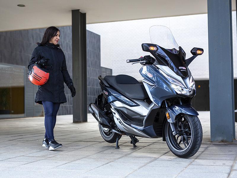 MotoConsejo Texa: Parpadeo del testigo ABS en una Honda Forza 300 2018
