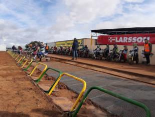 La pandemia no pudo con el Campeonato de Motocross en La Bañeza