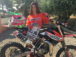 MotoCampo Protagonista: Te presentamos a Lídia Montesó