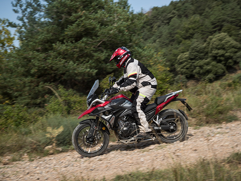 Macbor Montana XR5: Una completa y competente trail media
