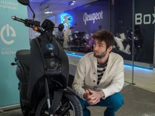 Peugeot e-Ludix: Eléctrico, práctico y divertido