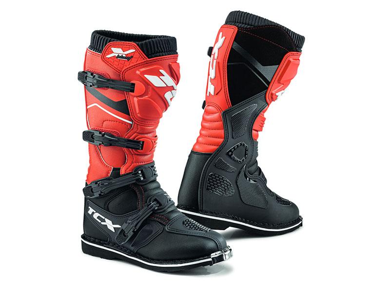 Sal del asfalto con las nuevas botas X-BLAST de TCX Boots