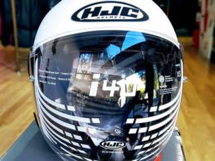 El rincón de WBZ: Descubre las 15 combinaciones de color para el casco jet HJC i40