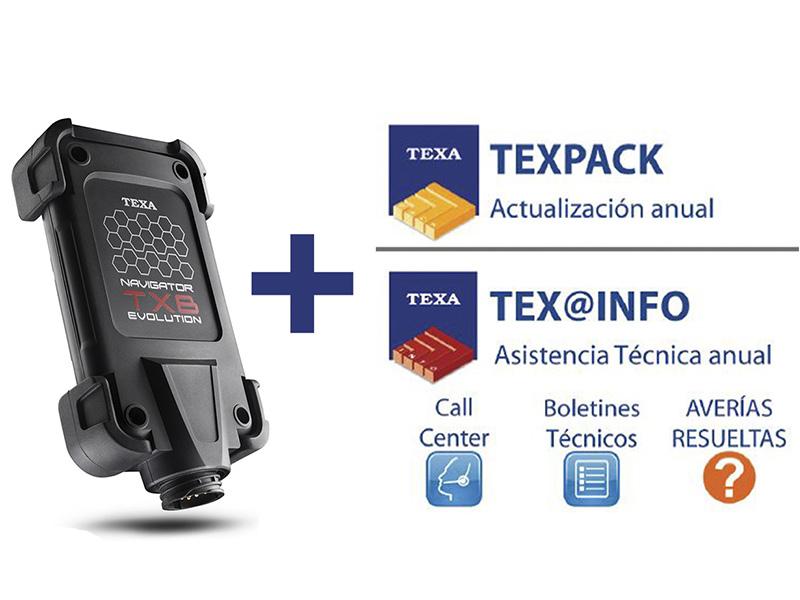 Euromoto85 lanza un pack de diagnosis Texa a un precio irresistible