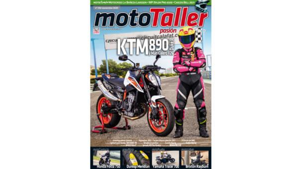 MotoTaller 292 noviembre 2020