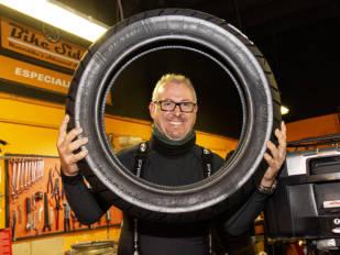 Dunlop Trailmax Meridian: Precisión y confianza