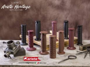 Un accesorio perfecto para las café racer y neo retro: la colección de puños Ariete Heritage